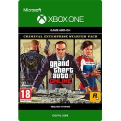 Grand Theft Auto V: Criminal Enterprise Starter Pack for Xbox One