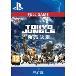 Tokyo Jungle for PlayStation 3