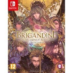 Brigandine Collector's Edition for Switch