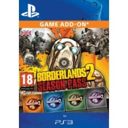 Borderlands 2 Season Pass for PlayStation 3