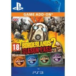 Borderlands 2 Season Pass for PlayStation 3