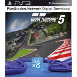 Gran Turismo 5 Course Pack for PlayStation 3