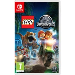 LEGO Jurassic World for Switch - also available on Xbox One