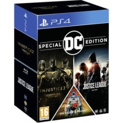 DC Special Edition Pack for PlayStation 4
