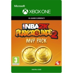 NBA 2K Playgrounds 2 MVP Pack - 7,500 VC for Xbox One