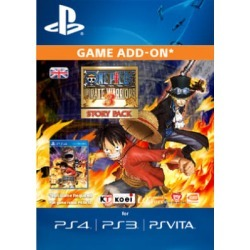 One Piece Pirate Warriors 3 - Story Pack for PlayStation 4
