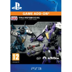 Transformers: Rise of the Dark Spark - Weathered Warrior Pack for PlayStation 3