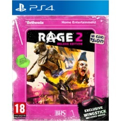 RAGE 2 Wingstick Deluxe Edition - GAME Exclusive for PlayStation 4