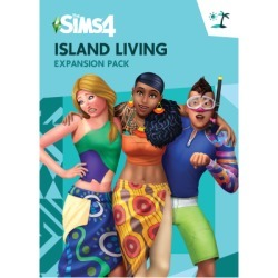 The Sims 4 Island Living for PC found on Bargain Bro UK from game UK