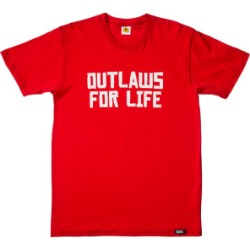Red Dead Redemption 2 Outlaws For Life T-Shirt - XXL for Clothing and Merchandise