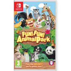 Fun! Fun! Animal Park - GAME Exclusive for Switch