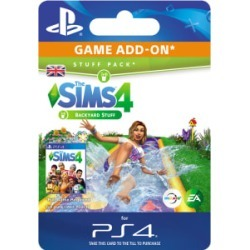 The Sims 4 Backyard Stuff for PlayStation 4