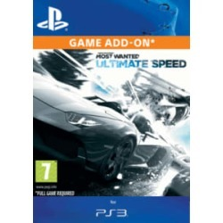Need for Speed: Most Wanted - Ultimate Speed Pack for PlayStation 3
