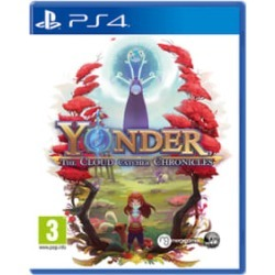 Yonder: The Cloud Catcher Chronicles for PlayStation 4