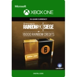 Tom Clancy's Rainbow Six: Siege 16000 Credits Pack for Xbox One