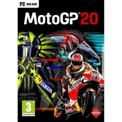 MotoGP 20 for PC - Preorder - also available on Xbox One found on Bargain Bro UK from game UK
