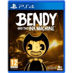 Bendy and the Ink Machine for PlayStation 4 found on Bargain Bro UK from game UK