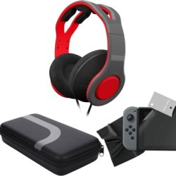 Gioteck Switch Gaming Pack for Switch