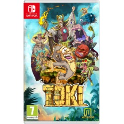 Toki Retrollector's Edition for Switch