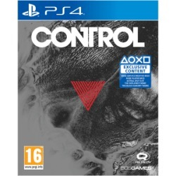 Control Deluxe Edition - GAME Exclusive for PlayStation 4