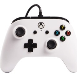 PowerA Wired Controller for Xbox One - White for Xbox One