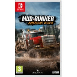 MudRunner - American Wilds for Switch - also available on Xbox One
