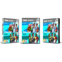 The Sims 4 Plus Discover University Bundle (PC Digital Download) for PC
