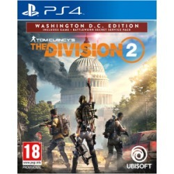 The Division 2: Washington D.C Edition - Only at GAME for PlayStation 4