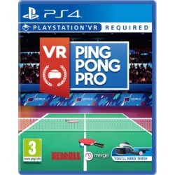 VR Ping Pong Pro for PlayStation 4