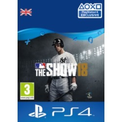 MLB 18 The Show Digital Download for PlayStation 4