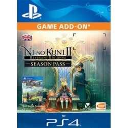 Ni No Kuni II Season Pass for PlayStation 4