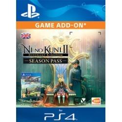Ni No Kuni II Season Pass for PlayStation 4