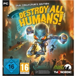 Destroy All Humans! DNA Collector's Edition for PC - Preorder found on Bargain Bro UK from game UK