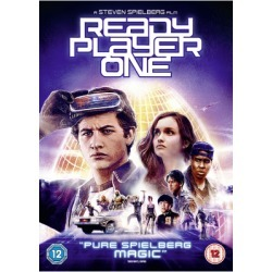 Ready Player One DVD for DVD found on Bargain Bro UK from game UK
