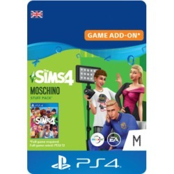 The Sims™ 4 Moschino Stuff Pack for PlayStation 4