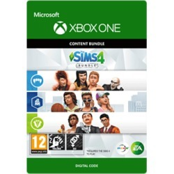 The Sims 4 Extra Content Starter Bundle for Xbox One