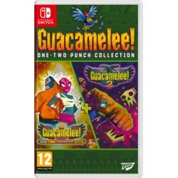 Guacamelee! One-Two Punch Collection - with GAME Exclusive Pre-Order Bonus for Switch