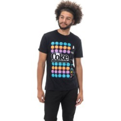Coca Cola Bottle Top Rainbow T-shirt (L) for Clothing and Merchandise