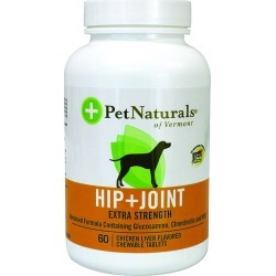 Pet Naturals of Vermont Hip + Joint Extra Strength Chewable Tablets