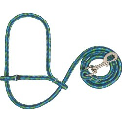 Weaver Leather Rope Sheep Halter With Snap found on Bargain Bro India from horseloverz.com for $3.43