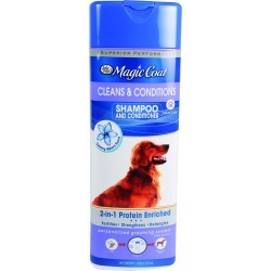 FOUR PAWS Magic Coat 2-In-1 Protein Shampoo & Conditioner