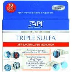 Triple Sulfa Powder Packets