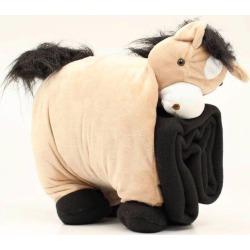 Bigtime Barnyard Horse Blanket Buddy