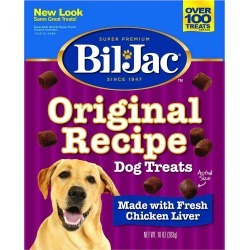 Bil-Jac Liver Treats For Dogs