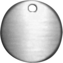 Perri's Round Chrome Plate found on Bargain Bro India from horseloverz.com for $9.90