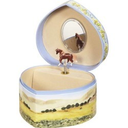 Enchantmints Love Of Horses Musical Treasure Box found on Bargain Bro India from horseloverz.com for $15.29
