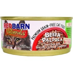 RED BARN Naturals Beefa Palooza Canned Cat Food