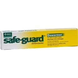 Safe-Guard Cattle Wormer