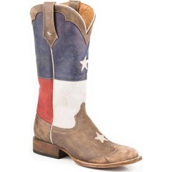 Roper Ladies Lone Star Square Toe Cowgirl Boots found on Bargain Bro India from horseloverz.com for $208.99