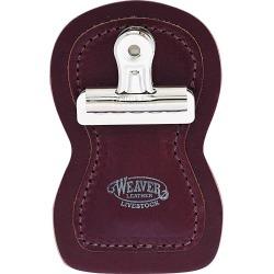 Weaver Leather Clip On Show Number Holder